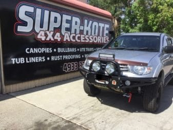 4WD Products & Accessories - Super Kote 4WD Shop Maitland